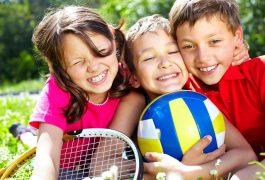 ספורט ותזונת ספורט – ילדים