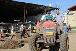 רפת נוי: מורשת רפתנים בת 60 שנה