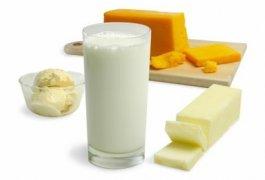 צריכת מוצרי חלב מחלב בקר לנפש